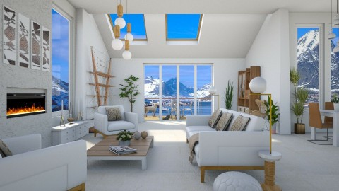 Design 330 Living in Norway - by Daisy320