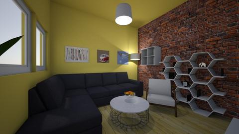zbg_dnevna - Living room - by Vladan Milinovic