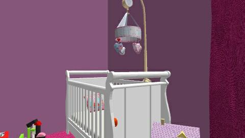 2 Children Bedroom  - Kids room - by kaite