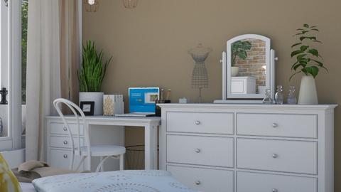 VersionX_Desk - Bedroom - by Laurika