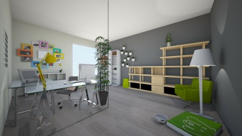 Home Office for Kelly - Office - by ehamlin