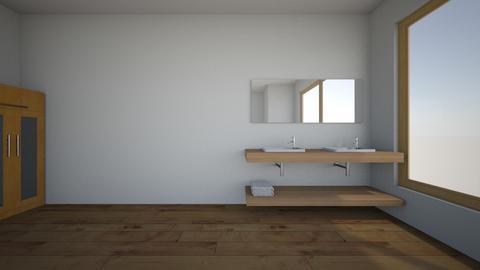 yana - Bathroom - by Yana Denisiuk