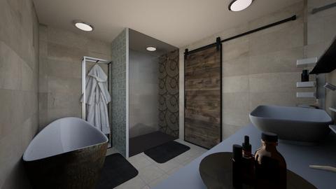 bth room - Bathroom - by jouana