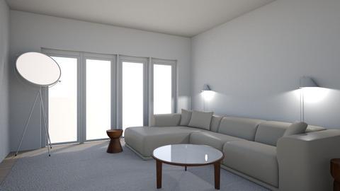 Calme Residence Ver 5 - Living room - by e57assistants
