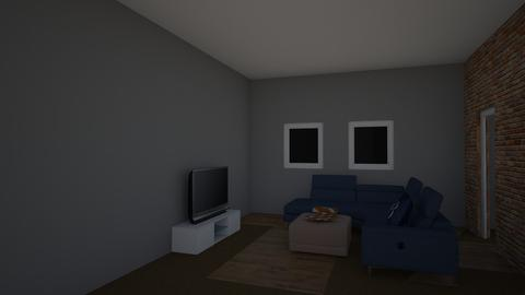 hotel room - Living room - by Awesome347