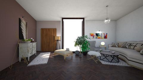 22 - Classic - Living room - by TeodoraYord