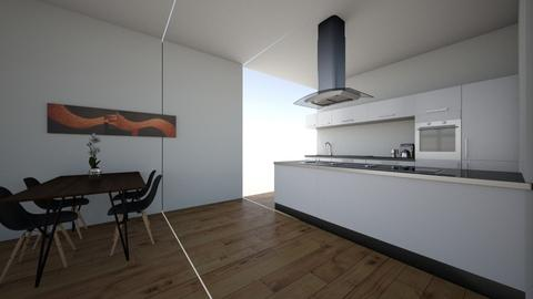 Odense lang - Rustic - Living room - by jakobthorbjoern