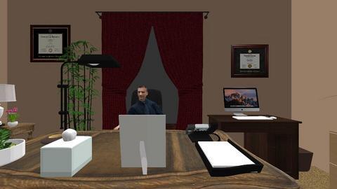 Myles office - Office - by margaretm2