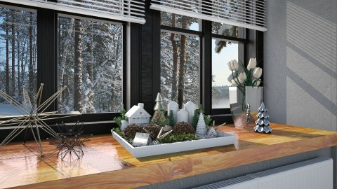 Window Decor - Global - by evahassing