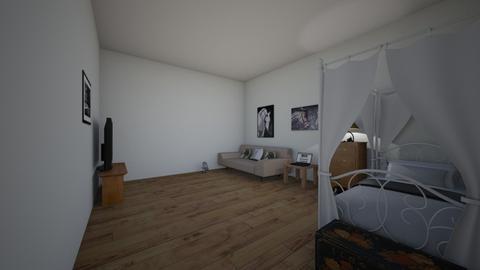 Enya dream bedroom - Bedroom - by FeistyMorgan