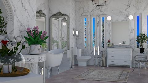 Shabby Chic Bath - Modern - Bathroom - by Sue Bonstra
