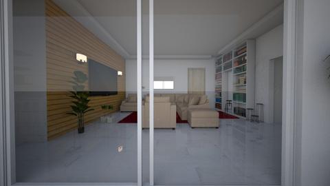 liv  - Modern - Living room - by raissasevero