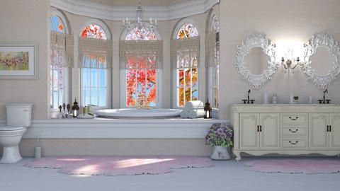 shabybath - Bathroom - by soralobo