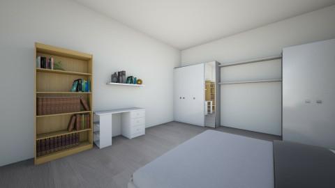 JJJUZHBZH - Bedroom - by vanesskka11