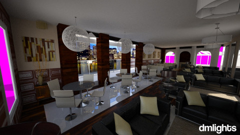 Biz Lounge  - by DMLights-user-994237