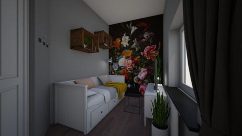 bloemetjes - Bedroom - by TRMVM