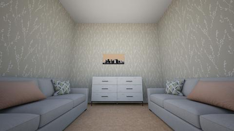 Tianna Butlers Sym room  - Classic - Living room - by SmithFACS