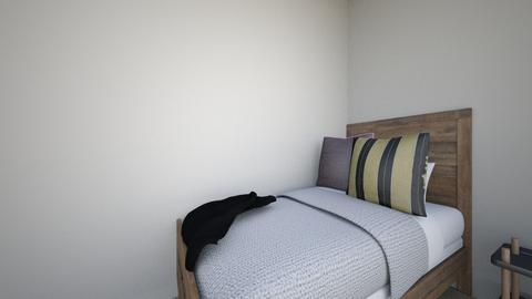 Emma Bedroom - Modern - Bedroom - by emmagalliher1