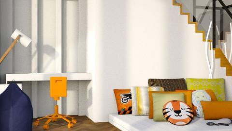 Loft - Modern - Office - by Gurns