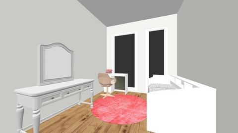 Nina - Bedroom - by NielsVos1