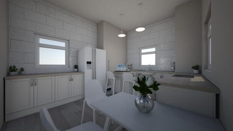 Mom Kitchen s2  - Kitchen - by Biancaalmeida10