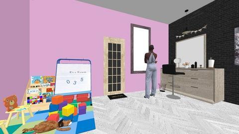 beaty bar - Modern - Office - by bndrnka
