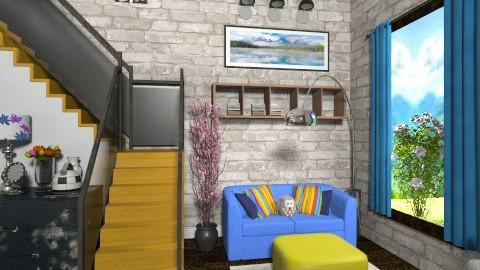 hghghhg - Living room - by InaJ