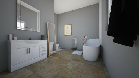 BA - Classic - Bathroom - by Beautifullyinspired