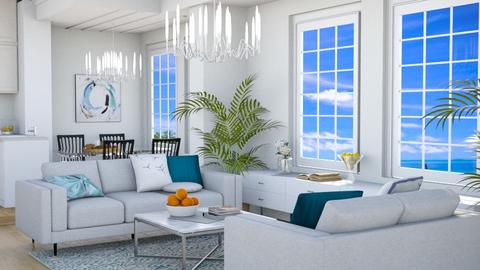 Refresh - Modern - Living room - by millerfam