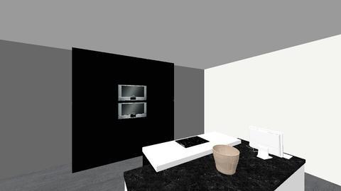 myroom - Classic - Living room - by cassnaom