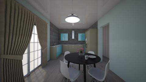 kitchen area 3 - Kitchen - by sarahbatty