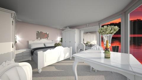 7 - Bedroom - by haneczka