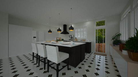 French Home - by DMLights-user-1535008