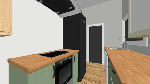 Marisa - Kitchen - by Irenebqb