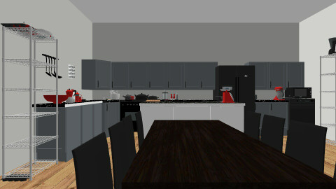 yeahhh - Kitchen - by washburnk21