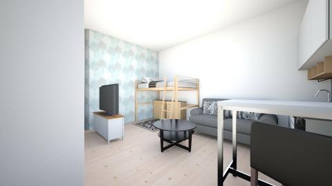 airbnbtele3 - Living room - by kesdorka