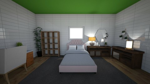 bedroom - by Jessica Baines