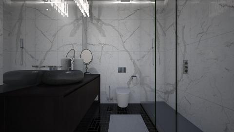 25 - Bathroom - by peterlo