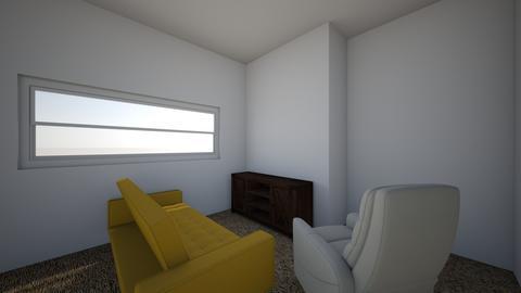 Wesley - Living room - by jack_force