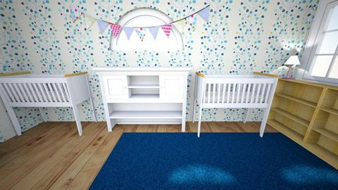 Twin Room  - Kids room - by mm14