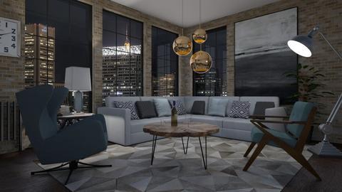 Loft Apartment - by CAD Service UK