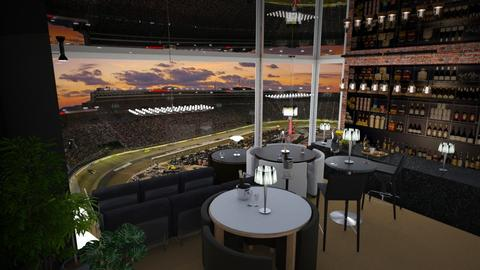 Skybox nascar  racing - by Wildflowers