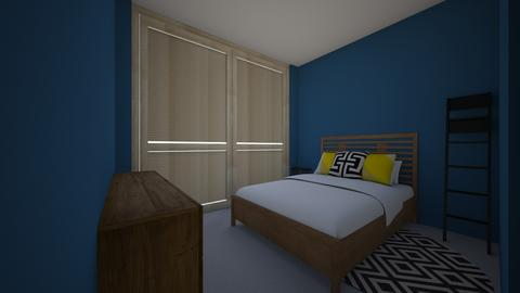 COLLINGWOOD BEDROOM - Kids room - by jendavis