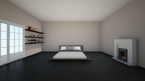 Bedroom - Bedroom - by imstephaniee_