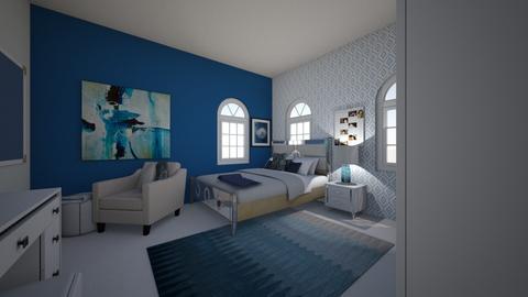 Perfect_silence - Modern - Bedroom - by Yimika Adebayo