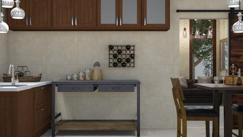 Open Ended - Modern - Kitchen - by Jessica Fox