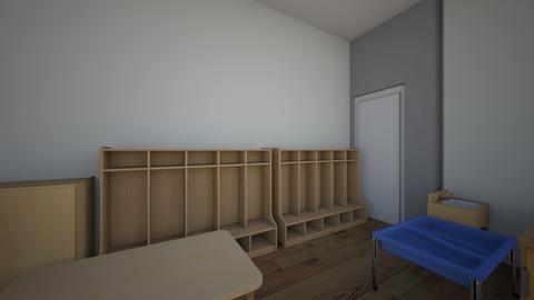 Classroom - Kids room - by KZFNJGYAFKMVFJNQDZLQCHKXJXKPXPF
