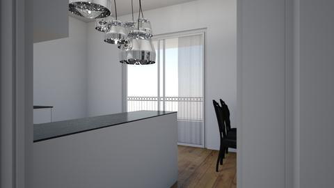 CAPITOLO 8 ESERCIZIO A - Eclectic - Kitchen - by EveDesign