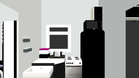 14 by 14 - Modern - Bedroom - by Bcookie108
