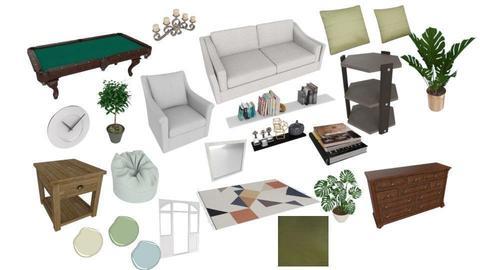 modern room - by 17rhughes